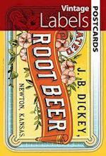 Vintage Labels af Dover publications