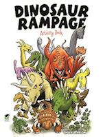 Dinosaur Rampage Activity Book (Dover Fun and Games for Children)