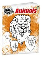 Tony Tallarico's Quick Draw Animals af Drawing , Tony Tallarico