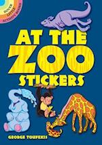 At the Zoo Stickers af George Toufexis