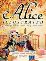 Alice Illustrated (Dover Fine Art, History of Art)