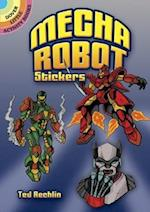 Mecha Robot Stickers
