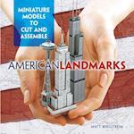 American Landmarks af Matt Bergstrom