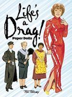 Life's a Drag! Paper Dolls (Dover Celebrity Paper Dolls)
