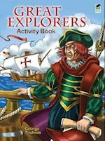 Great Explorers Activity Book af George Toufexis