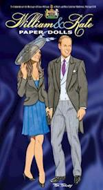 William and Kate Paper Dolls (Dover Royal Paper Dolls)