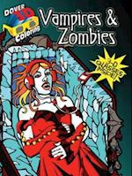 Vampires & Zombies [With 3-D Glasses]