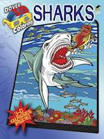 Sharks Coloring Book af George Toufexis
