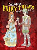 Twisted Fairy Tales Paper Dolls (Dover Paper Dolls)