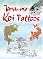Japanese Koi Tattoos af Dover Publications Inc