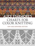 Charts for Color Knitting (Dover Knitting, Crochet, Tatting, Lace)