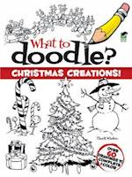 Christmas Creations! (Dover Doodle Books)