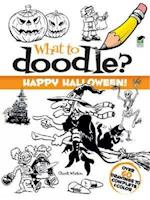 Happy Halloween! (Dover Doodle Books)