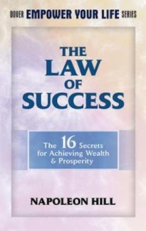 Bog, paperback The Law of Success af Napoleon Hill