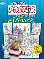Build a Poster Coloring Book Atlantis