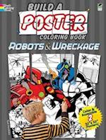 Build a Poster Coloring Book