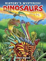 History's Mysteries! Dinosaurs: Activity Book af George Toufexis