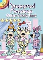 Pampered Pooches Sticker Activity Book (Dover Little Activity Books)