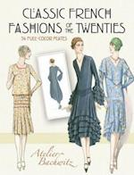 Classic French Fashions of the Twenties (Dover Books on Fashion)