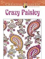 Creative Haven Crazy Paisley Coloring Book af Robin J. Baker, Kelly A. Baker, Coloring Books for Adults