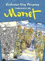 Colorier Vos Propres Tableaux de Monet af Claude Monet