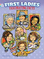 First Ladies Fun Facts Coloring Book af Diana Zourelias
