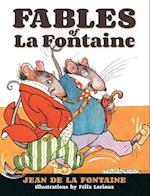 Fables of La Fontaine af Jean De La Fontaine
