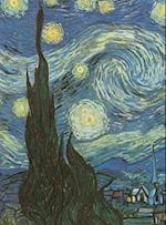 Van Gogh's Starry Night Notebook af Vincent Van Gogh