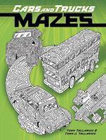 Cars and Trucks Mazes af Tony Tallarico