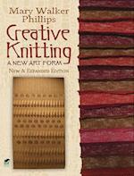 Creative Knitting (Dover Knitting, Crochet, Tatting, Lace)