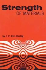 Strength of Materials af J. P. Den Hartog