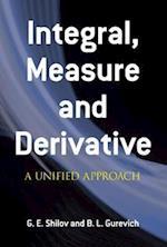 Integral, Measure and Derivative (Dover Books on Mathematics)