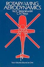 Rotary-Wing Aerodynamics (Dover Books on Aeronautical Engineering)