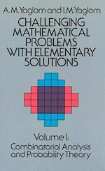 Challenging Mathematical Problems with Elementary Solutions, Vol. I (Dover Books on Mathematics)