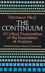 The Continuum (Dover Books on Mathematics)