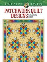 Creative Haven Patchwork Quilt Designs Coloring Book af Carol Schmidt