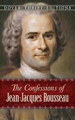 The Confessions of Jean-Jacques Rousseau af Jean jacques Rousseau