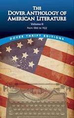 The Dover Anthology of American Literature, Volume II af Bob Blaisdell