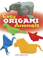 Easy Origami Animals af John Montroll