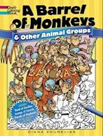 A Barrel of Monkeys and Other Animal Groups af Diana Zourelias