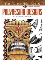 Creative Haven Polynesian Designs Coloring Book af Erik Siuda