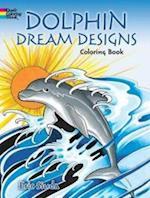 Dolphin Dream Designs Coloring Book af Erik Siuda