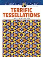 Terrific Tessellations Coloring Book (Creative Haven Coloring Books)