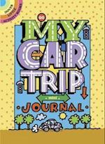 My Car Trip Mini-Journal af Diana Zourelias