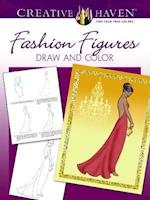 Creative Haven How to Draw Fashion Figures
