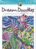 Dream Doodles Adult Coloring Book (Creative Haven Coloring Books)