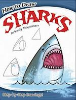 How to Draw Sharks af Arkady Roytman