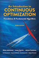 An Introduction to Continuous Optimization: Foundations and Fundamental Algorithms: Third Edition (Dover Books on Mathematics)