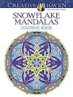 Creative Haven Snowflake Mandalas Coloring Book af Marty Noble