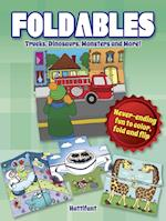 Foldables - Trucks, Dinosaurs, Monsters and More